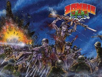 Zombie War Complete (Paperback)
