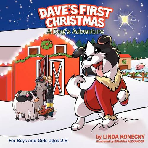Dave's First Christmas (Paperback)