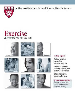Exercise by I-Min Lee, Harvard Health Publications | Waterstones