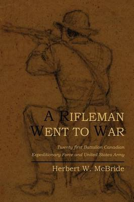 A Rifleman Went to War (Paperback)