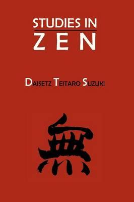 Studies in Zen (Paperback)