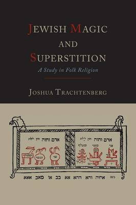Jewish Magic and Superstition: A Study in Folk Religion (Paperback)