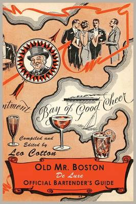 Old Mr. Boston Deluxe Official Bartender's Guide (Paperback)