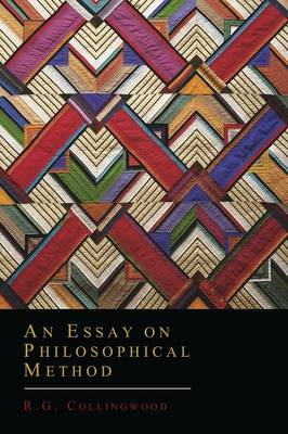 An Essay on Philosophical Method (Paperback)