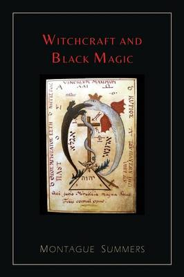 Witchcraft and Black Magic [Illustrated Edition] (Paperback)