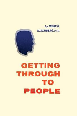 Getting Through to People (Paperback)