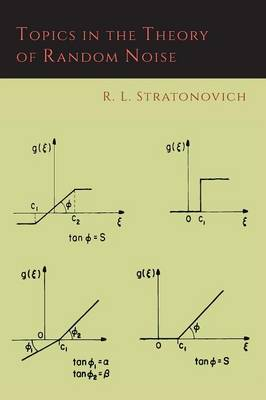 Topics in the Theory of Random Noise [Volume One] (Paperback)
