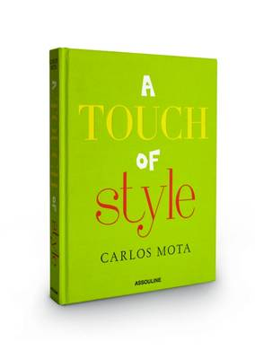 Touch of Style by Carlos Mota (Hardback)