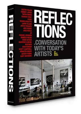 Reflections by Matt Black: In Conversation with Today's Artists - Classics (Hardback)