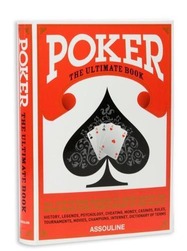 Poker: The Ultimate Book (Hardback)