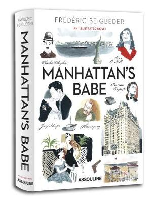 Manhattan's Babe (Hardback)