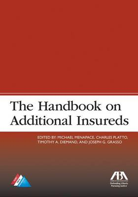 The Handbook on Additional Insureds (Paperback)