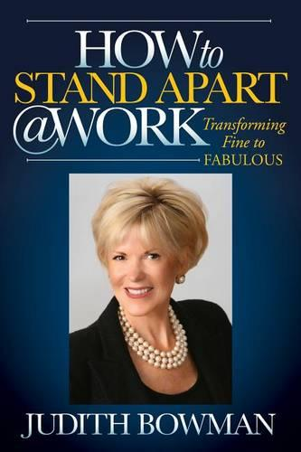 How to Stand Apart @ Work (Paperback)