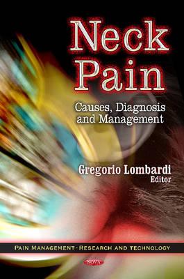 Neck Pain: Causes, Diagnosis & Management (Hardback)