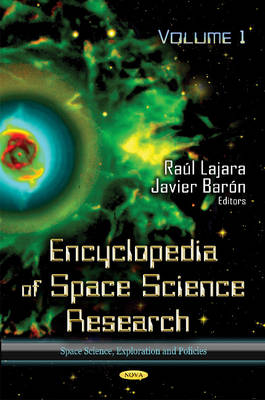 Encyclopedia of Space Science Research: 3 Volume Set (Hardback)