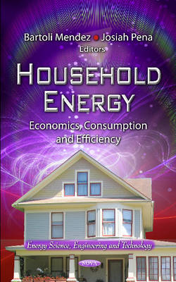 Household Energy: Economics, Consumption & Efficiency (Hardback)