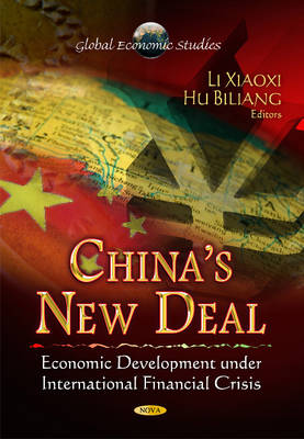 China's New Deal: Economic Development Under International Financial Crisis (Paperback)