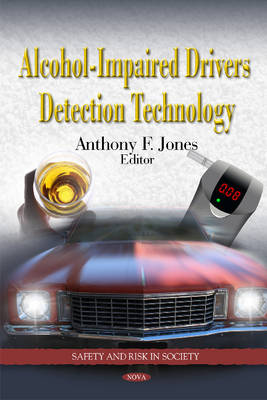 Alcohol-Impaired Drivers Detection Technology (Hardback)