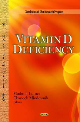Vitamin D Deficiency (Hardback)