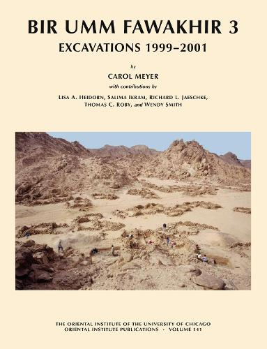 Bir Umm Fawakhir 3 - Oriental Institute Publications 141 (Hardback)