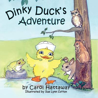 Dinky Duck's Adventure (Paperback)