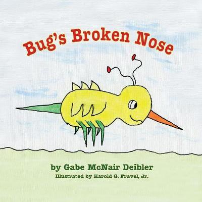 Bug's Broken Nose (Paperback)