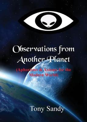 Observations from Another Planet (Paperback)