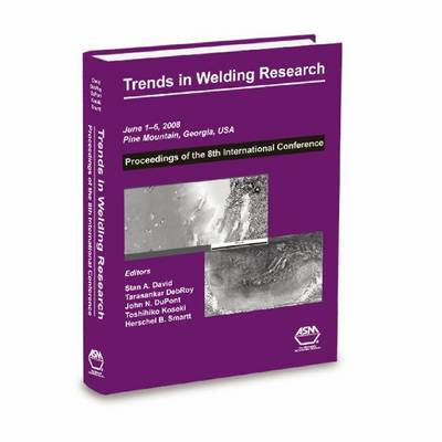 Trends in Welding Research, 8th Conference (Book & CD) (Paperback)