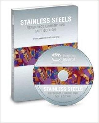 Stainless Steels Reference Library Dvd, 2011 Edition (05334V) (DVD video)
