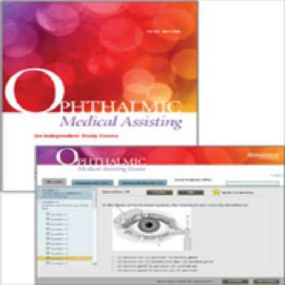 Ophthalmic Medical Assisting: An Independent Study Course: Textbook & Online Exam