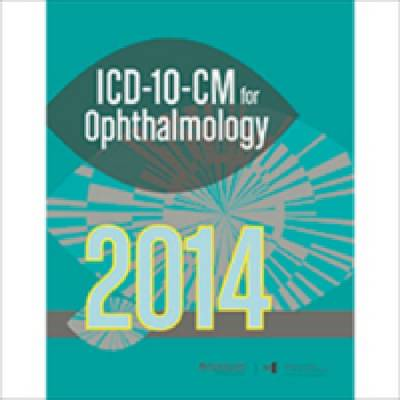 2014 ICD-10-cm for Ophthalmology (Paperback)