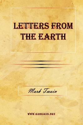 Letters from the Earth (Hardback)