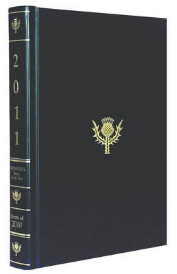 Britannica Book of the Year 2011 2011 (Hardback)