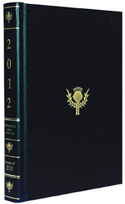Britannica Book of the Year 2012 2012 (Hardback)