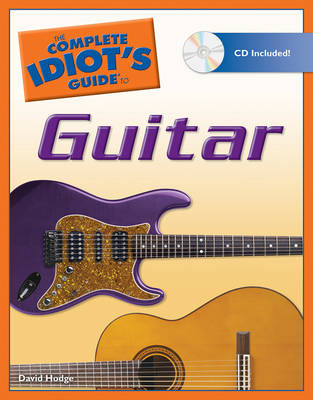 The Complete Idiot's Guide To Guitar (Paperback)