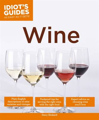 Idiot's Guides: Wine (Paperback)