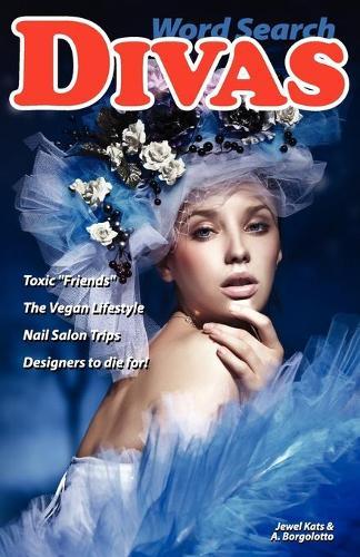 Word Search Divas (Paperback)