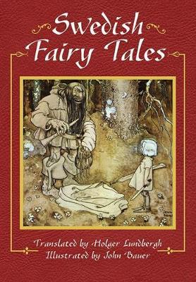Swedish Fairy Tales (Hardback)