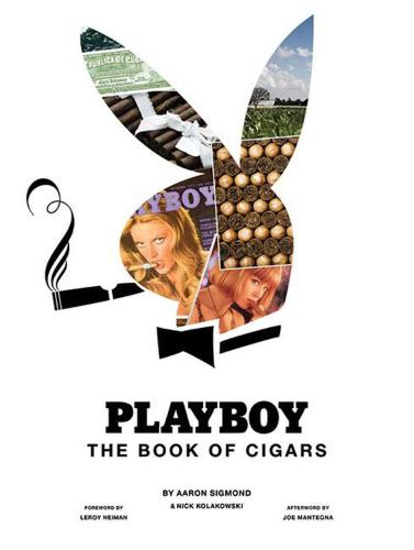 Playboy The Book of Cigars: The Book of Cigars (Hardback)