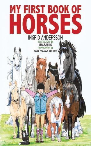 My First Book of Horses (Hardback)