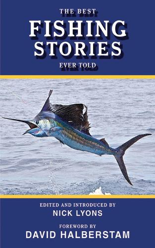 The Best Fishing Stories Ever Told (Paperback)