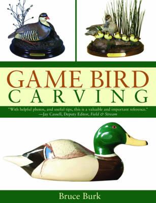 Game Bird Carving (Hardback)