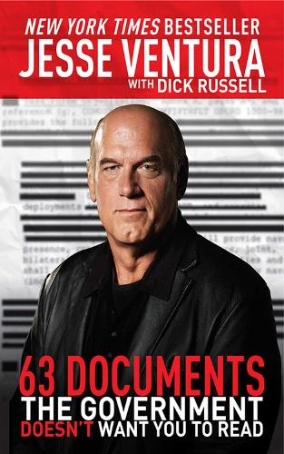63 Documents the Government Doesn't Want You to Read (Hardback)