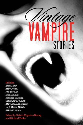 Vintage Vampire Stories (Paperback)
