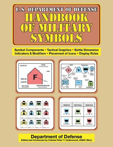 U.S. Department of Defense Handbook of Military Symbols (Paperback)