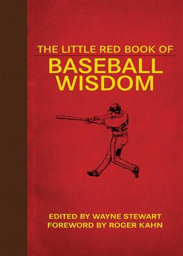 The Little Red Book of Baseball Wisdom (Hardback)