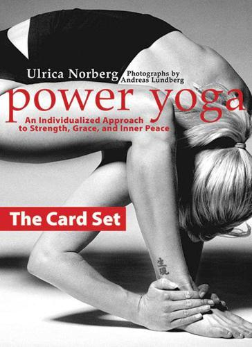 Power Yoga: the Card Set: An Individualized Approach to Strength, Grace, and Inner Peace (Paperback)