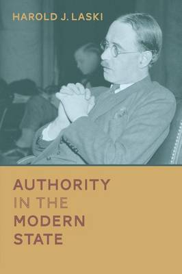 Authority in the Modern State (Paperback)