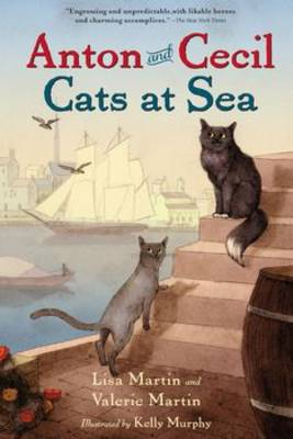 Anton and Cecil (Paperback)