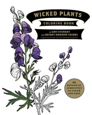The Wicked Plants Coloring Book (Paperback)